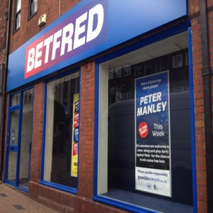 Peter Manley Betfred