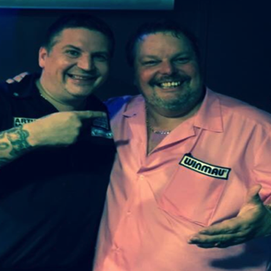 Peter Manley & Gary Anderson