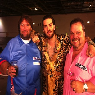 Peter Manley & Andy Fordham